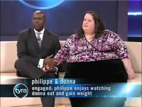 Do men prefer bigger women