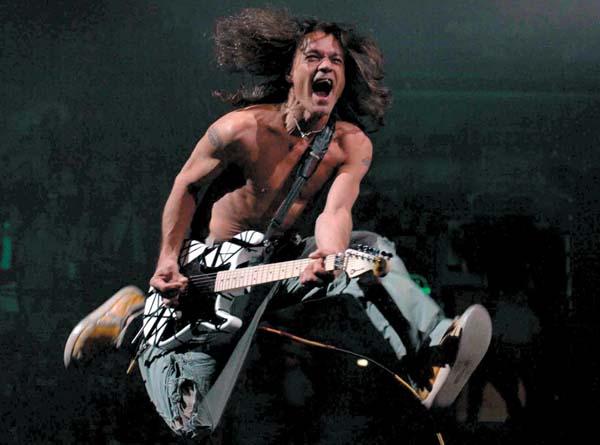 Eddie Van Halen Changed The Way Guitar Is Played