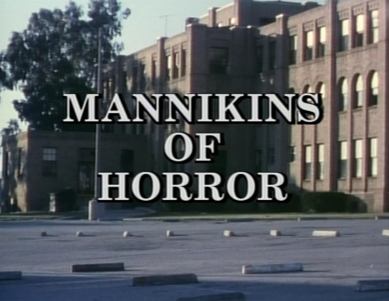 Mannikins of Horror