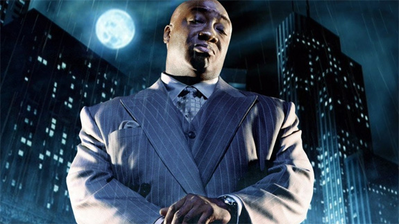 I'm a big guy, so maybe I could be rich and dress like the Kingpin! And have a butler named Jenkins!