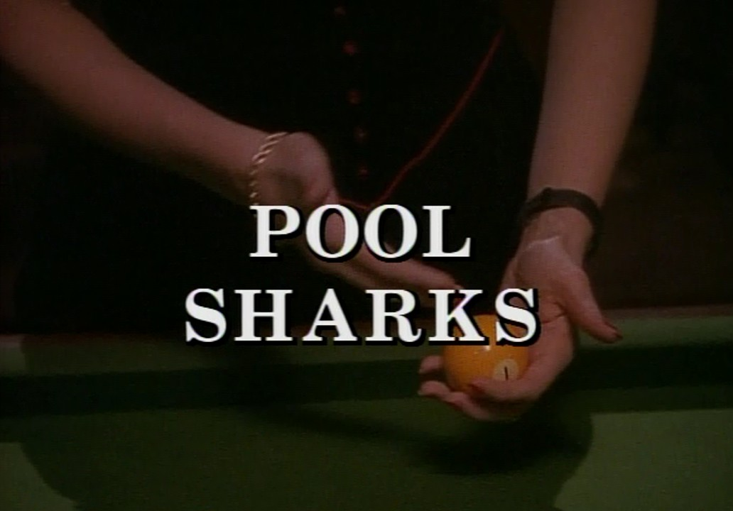 Pool sharks tom tom black like you for Tv show pool hustlers