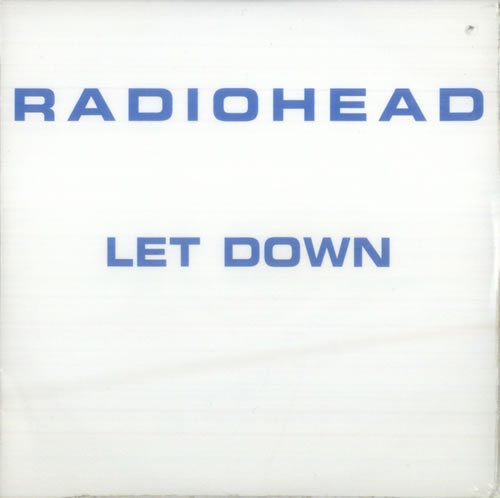 Radiohead+-+Let+Down+-+5'+CD+SINGLE-108953
