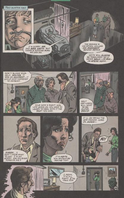Batman page 3