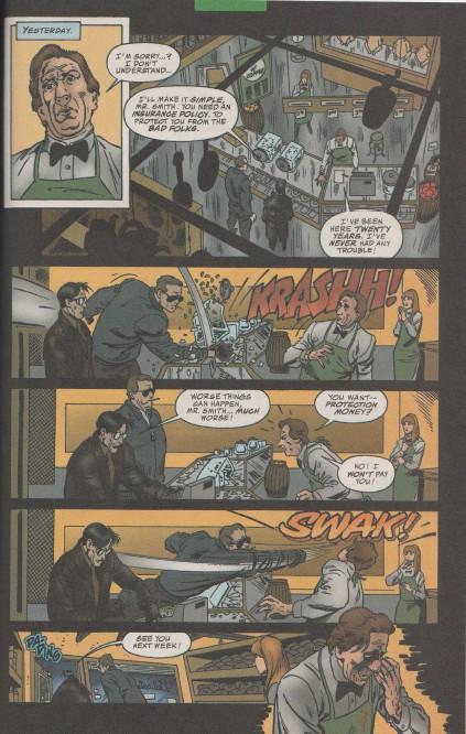 Batman page 6