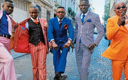 ...and African dandies.