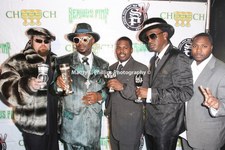 The Official International Players Ball 2012 And Birthday Celebration For Arch Bishop Don Magic Juan