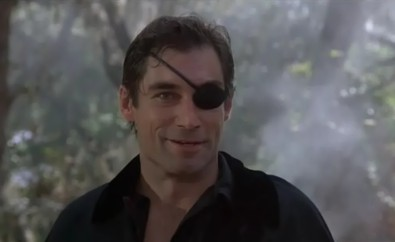 Timothy Dalton. The things that guy did for a buck-