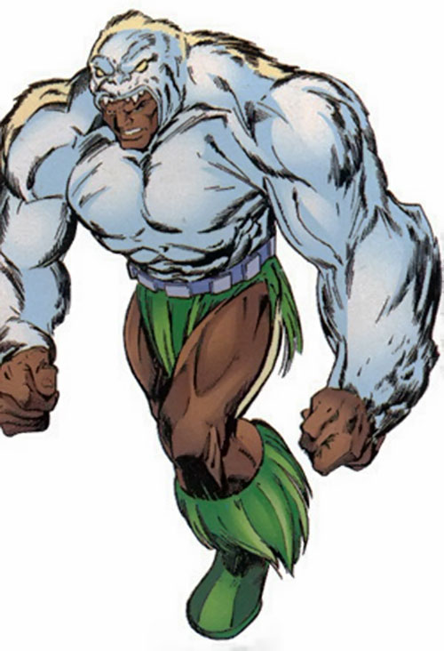 Man-Ape-Marvel-Comics-MBaku-Black-Panther-Avengers-b